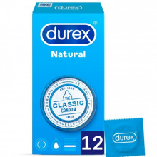 DUREX NATURAL PLUS 12 UNITÀ