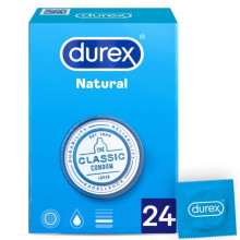 DUREX NATURAL PLUS 24 UNITÀ