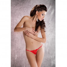 PASSION G-STRING ROSSO MT005