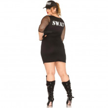 LEG AVENUE SWAT OFFICER TAGLIA PLUS 1X / 2X