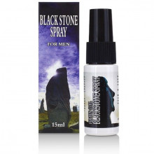 SPRAY RITARDANTE BLACK STONE PER UOMO 15ML